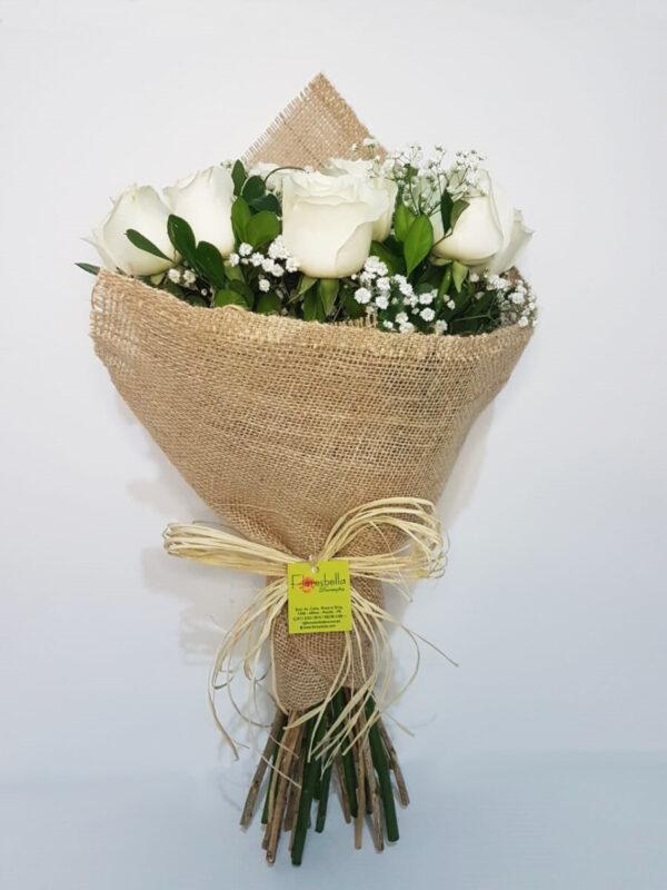 Buquê White Rose